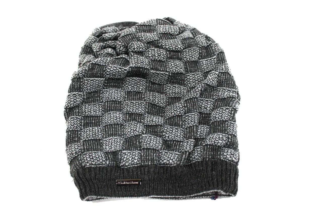 Cappello scaldacollo uomo Gian Marco Venturi mod.zuccotto reversibile 61717  grigio scuro fdaaa82ed86d